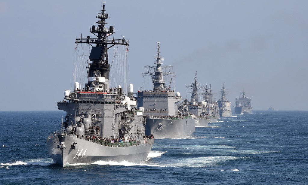 Le Japon dénonce la politique du fait accompli de la Chine