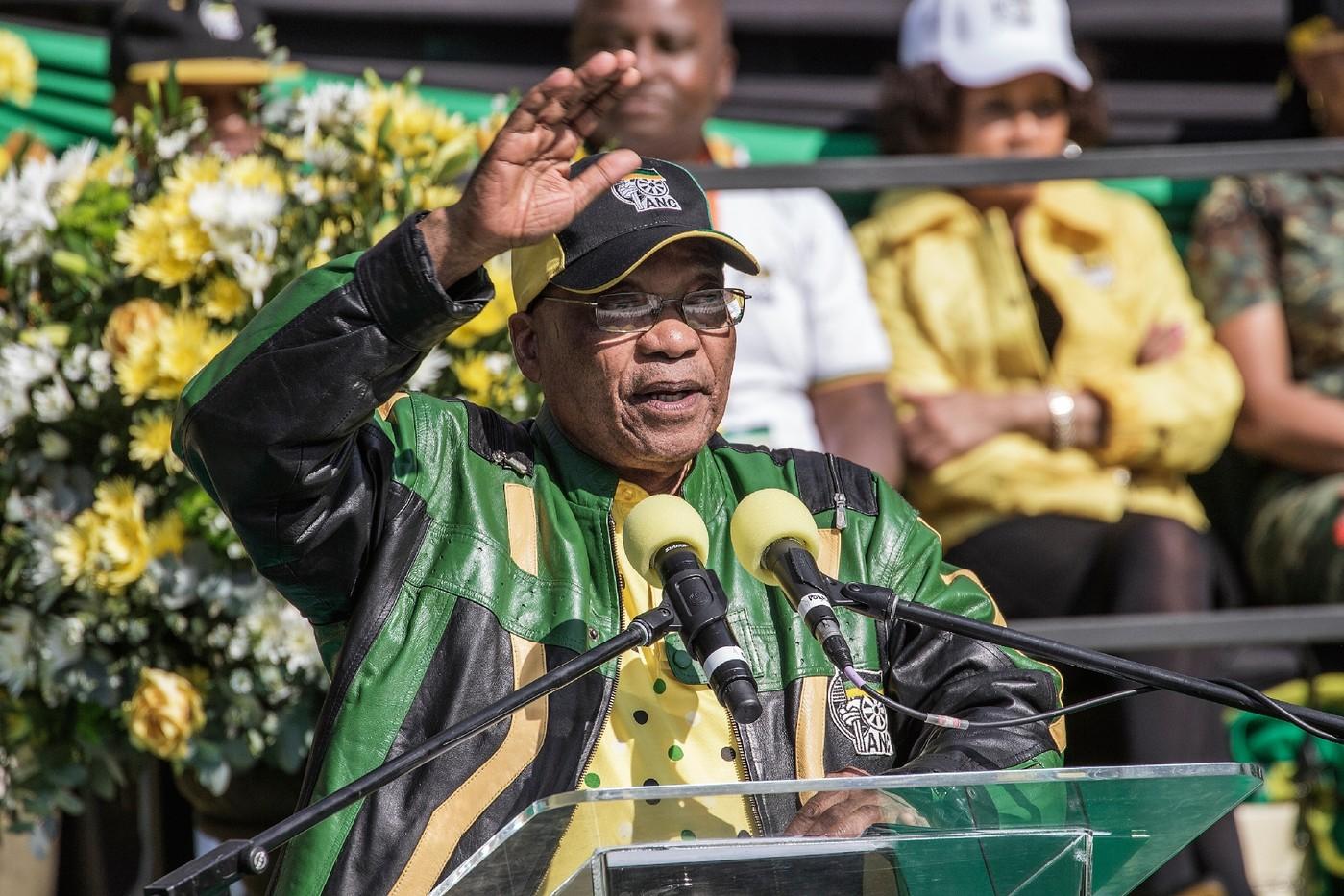 L'ANC de Zuma sous pression pour un scrutin local à l'enjeu national
