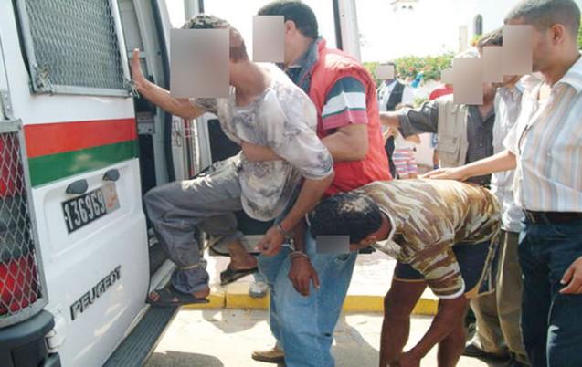 Arrestation à Guelmim de trois suspects en lien  avec une affaire de séquestration et de rançonnage