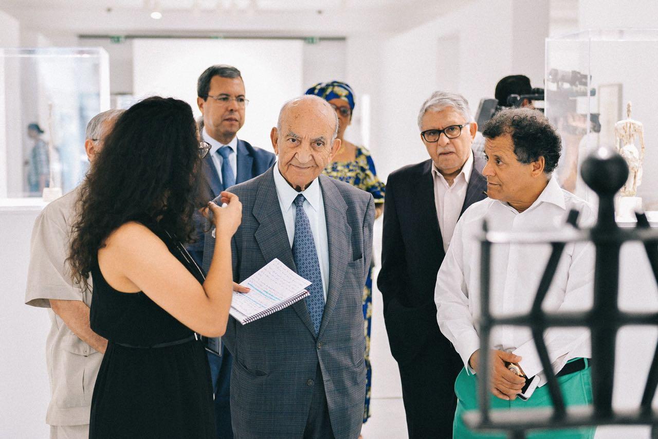 Abderrahmane El Youssoufi appelle à mettre la  question culturelle en tête des  préoccupations