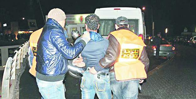 19.896 arrestations à Oujda pour des actes criminels visant les biens et les personnes