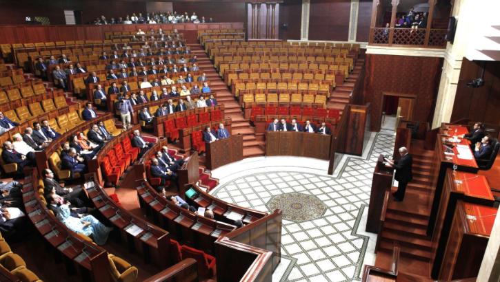 383 textes législatifs adoptés lors de  la session parlementaire du printemps