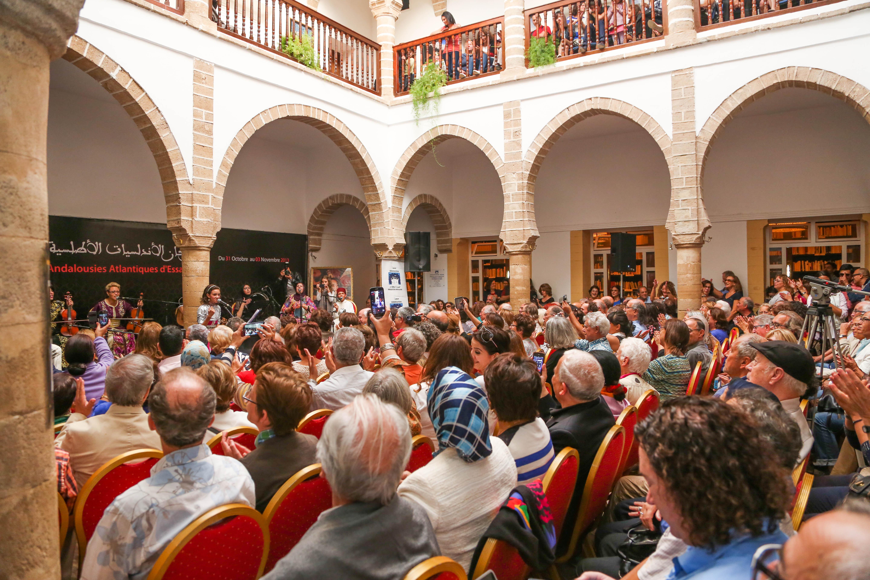 La poésie et la nouvelle à l'honneur à Essaouira