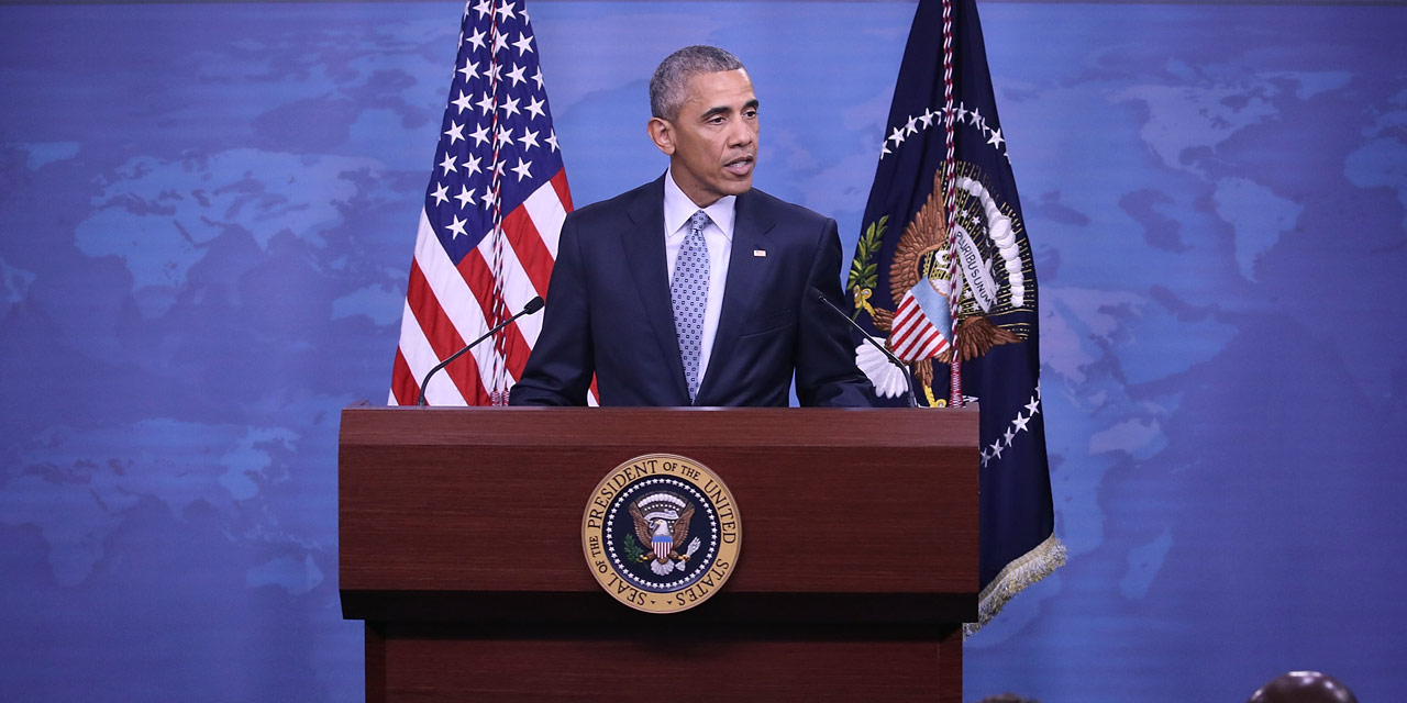 Obama promet de détruire l'EI tout en déplorant l'action de Poutine en Syrie