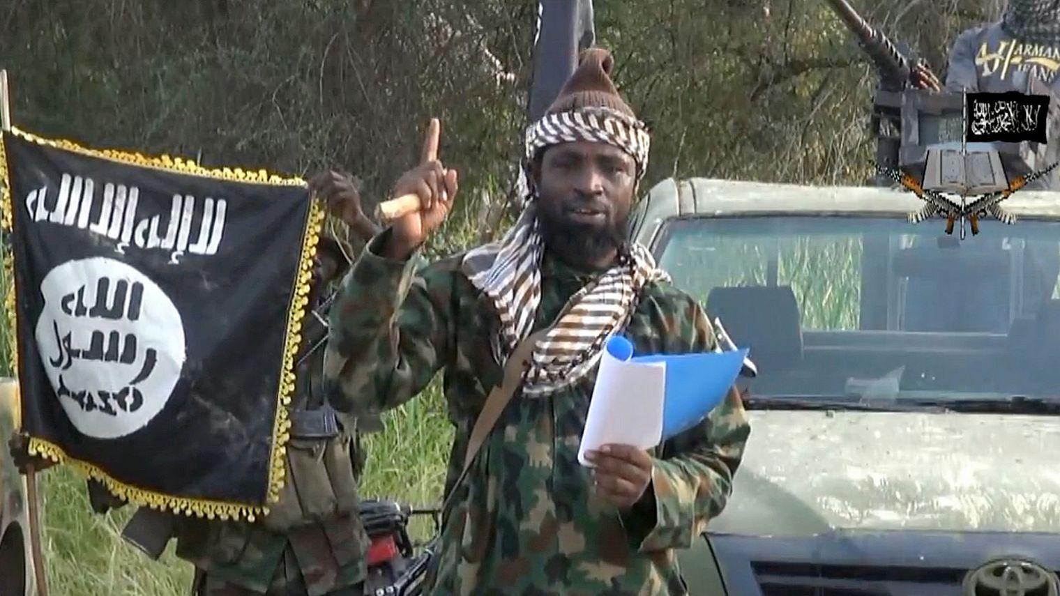 Le leader de Boko Haram Shekau refait surface