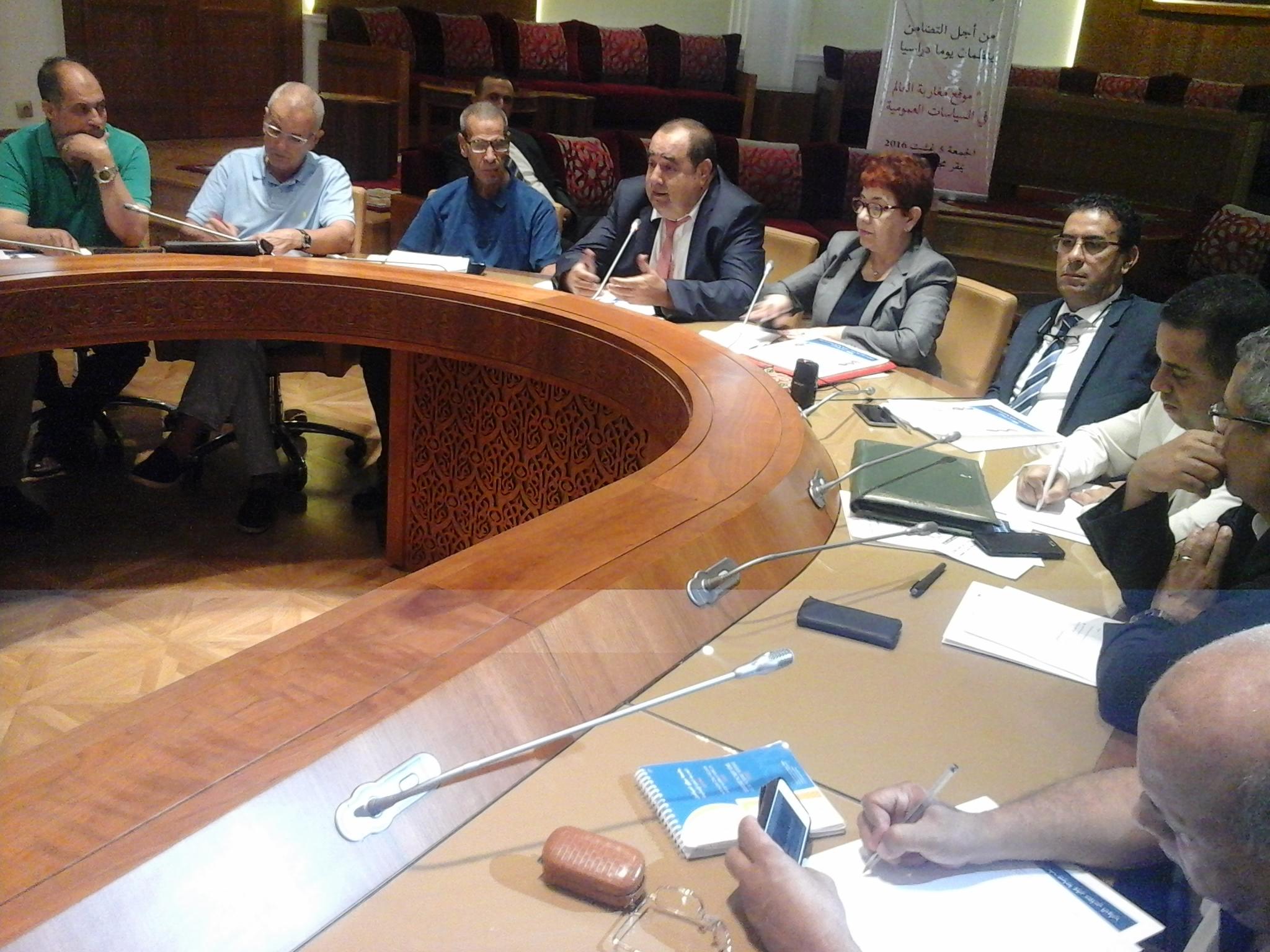 Driss Lachguar : Les aspirations et les  revendications des MRE ont toujours été au cœur des préoccupations de l'USFP