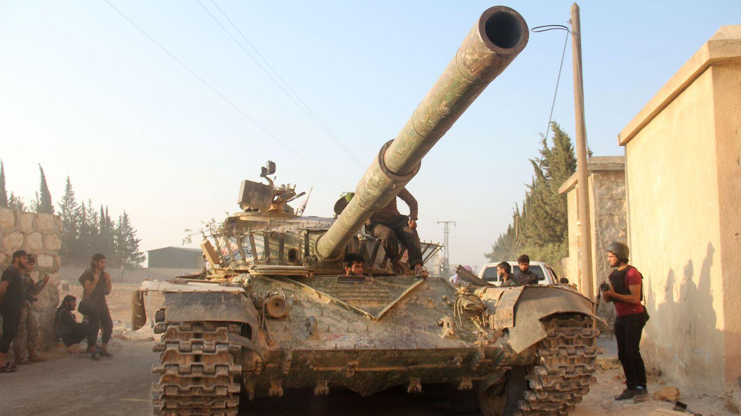 Renversement de situation à Alep, les rebelles brisent le siège du régime syrien