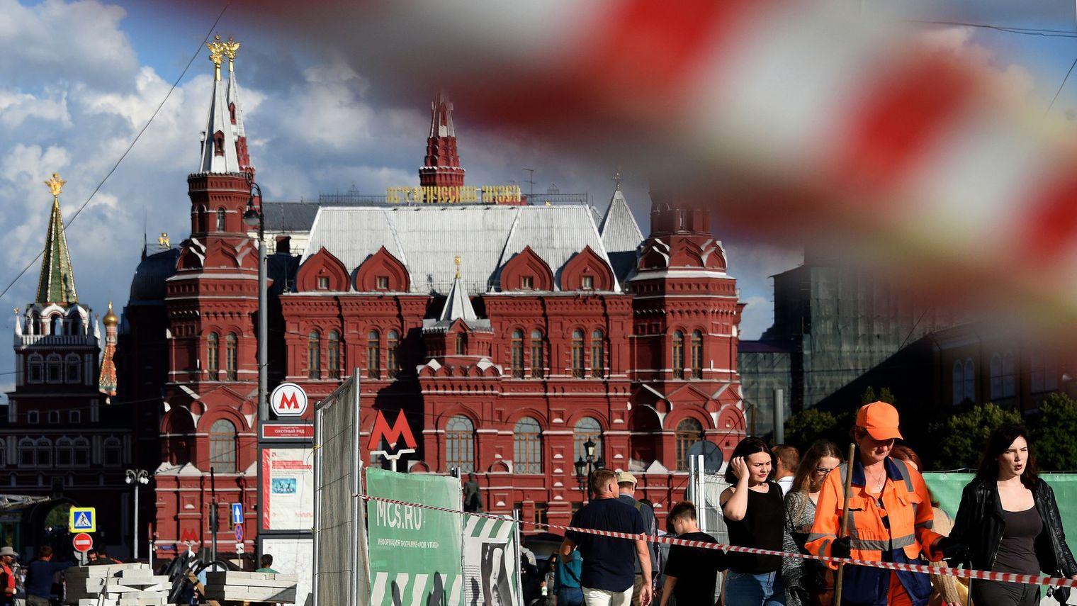 A Moscou, la coûteuse rénovation de la capitale ne fait pas que des heureux