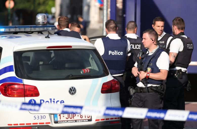 L'organisation Etat islamique revendique l'attaque à la machette contre deux policières belges à Charleroi