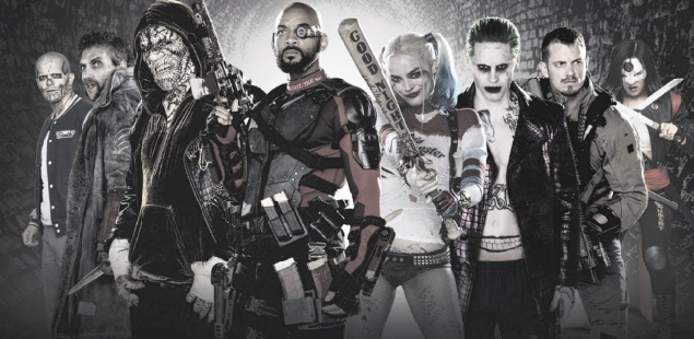 "Les super méchants de ""Suicide Squad"" s'emparent du box-office"