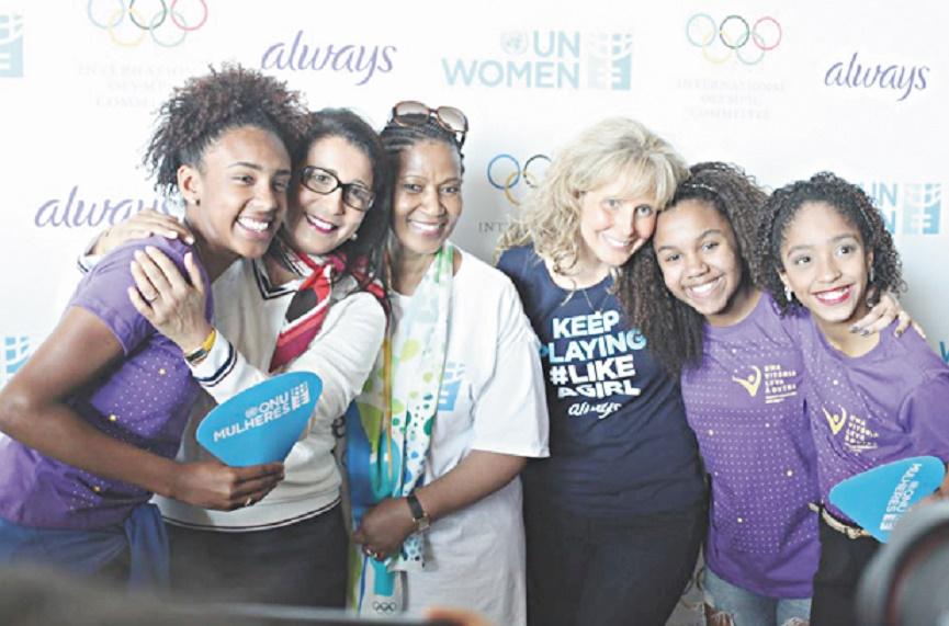 Autonomiser les femmes et les filles par le biais du sport