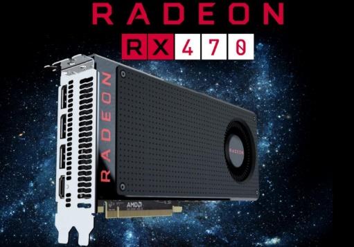 AMD Radeon RX 470 : la carte graphique pour ceux qui ne veulent jouer qu'en Full HD