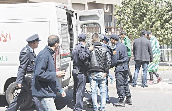 Un Français d'origine marocaine arrêté en possession d'un pistolet