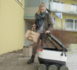 Traverser un carrefour, l'angoisse du robot estonien