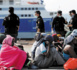 Afflux de migrants vers l'Italie