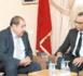 Driss Lachguar reçoit une délégation du Front des forces démocratiques