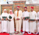 Amir Al-Mouminine remet le Prix Mohammed VI aux majors du Programme de lutte contre l'analphabétisme organisé dans les mosquées