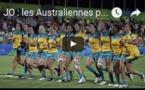 JO : les Australiennes premières médaillées d'or au rugby à sept