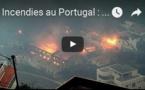 Incendies au Portugal : la situation s'aggrave sur l'île de Madère