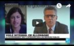 Le gouvernement allemand veut interdire le voile intégral dans les services publics