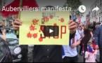 Aubervilliers: manifestation de chinois contre la violence