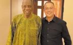 Le président de la FRMF, Fouzi Lakjaa, a eu des entretiens avec Issa Hayatou,  président de la CAF, en marge de l'AGE de la Confédération africaine de football.