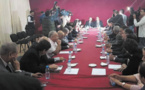 Rencontre de concertation USFP-PI
