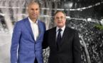 Florentino Pérez: Avec Zidane, une belle histoire d'amour
