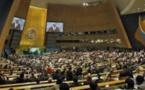 Le moratoire des Nations-unies