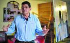 Jaramillo, peintre après avoir passé 31 ans en prison