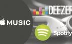 La hausse des abonnements au streaming stimule le marché de la musique