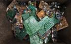 Forte hausse des déchets électroniques produits par l'Asie