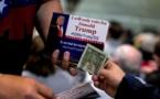 Insolite : Il avait parié sur Clinton, il va vendre des souvenirs de Trump