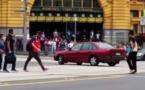 Un conducteur fou fonce dans la foule à Melbourne, au moins trois morts