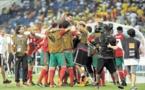Enfin, une victoire du Onze national en Coupe d'Afrique