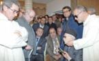 Driss Lachguar aux funérailles de M'hamed Boucetta
