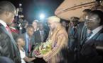 S.M le Roi effectue une visite officielle en Zambie