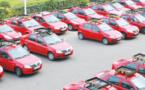 Les petits taxis marocains se trompent d'ennemi !