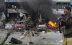 Au moins six morts dans un attentat à Lahore au Pakistan