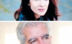 """Nancy Huston et Guy Oberson présentent à Essaouira leur ouvrage """"Erreur de paradis"""""""