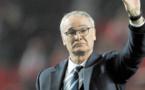 Le monde du football soutient Ranieri