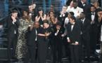 """L'Oscar du meilleur film revient  à """"Moonlight"""" après avoir été attribué  par erreur  à """"La La Land"""""""