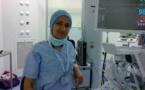 Asmaa Khaled, une anesthésiste  marocaine qui brille à Paris