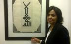 Saida El Kiyale, porte-drapeau de la calligraphie arabe