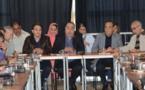 Réunion des secrétaires ittihadis des régions et des provinces