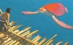 """""""La Tortue rouge"""", un fabuleux conte écolo"""
