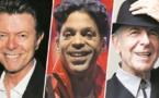 Bowie, Prince et Cohen ressortent en vinyle