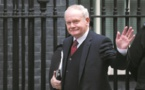 McGuinness, de l'IRA au pouvoir Le lent cheminement vers la paix