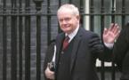McGuinness, de l'IRA au pouvoir Le lent cheminement vers la paix