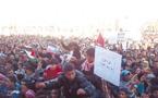 Des milliers de personnes manifestent à Ouarzazate en solidarité avec la Palestine